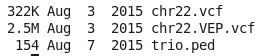 用GEMINI来探索vcf格式的突变数据